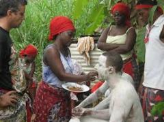 PUISSANCE DU VAUDOU AU BENIN.